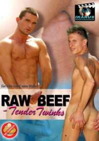 Raw Beef Tender Twinks (Totally Bareback) – Claudio Antonelli, Dave Thompson, Rod Stevens