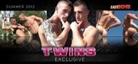 Twins Joseph Mercury And Roberto Mercury – Jerking Off And Cumshots