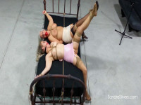 Bound Orgasm Enforcement For Spread And Semi-Suspended MOTHER ID LIKE TO FUCK Sirens