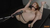 Fragile Slave Busty Babe Begging To Cum