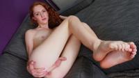 Redhead Cutie Lucy Blue