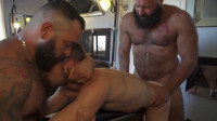Julian Torres, Alex Tikas And Drake Rogers – Sharing Drakes Cakes