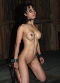 Hot Thai Woman In BDSM