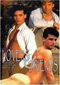 Lovers & Friends Bareback (1985) – Scott O'Hara, Ron Pearson, Joel Curry