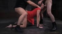 Bianca Breeze Bound Doggystyle