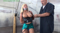 Amanda Foxx – Hung Up By Her Leather Tied Pointer Sisters