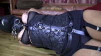 Super Tying, Hog Tie And Domination For Pretty Brunette Hair HD 1080p