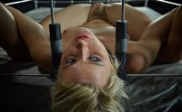 Anikka Albrite – Former Track Star, Gymnast Is Deep Throat Skull Fucked, And Fisted By Isis Love