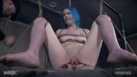 Lux And Her Lengthy Legs Acquire Bound And Teased