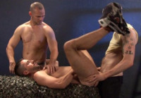 Power Anal Fuck For Sexy Sluts