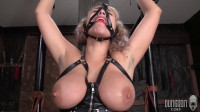 Hard Restraint Bondage, Wrapping And Castigation For Very Hawt Blond Part 1