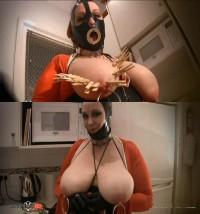 Sweet Plump Beauty In BDSM