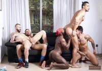 Angel Garcia,Ehrik Ortega,Lucas Fox,Max Toro,Tony Moreno