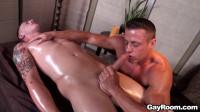GayRoom – Zen Fuck – Jimmy Davis & Tyler Saint – 720p