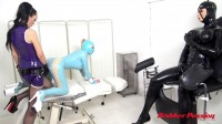 Rubber-Passion – The Rubber Doll Clinic Part 4