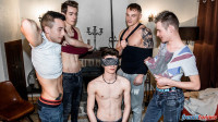 French Twinks – Nolan Lacroix Gets Hazed