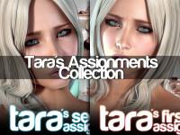 Tara's Assignments Collection (CG Image Set)