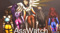 Booty Watch – An Overwatch Compilation Of Ass HD