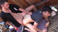 Raw Gutter Fuck Brayden Wolf, Dakota