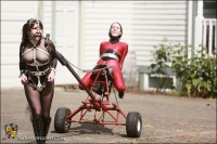 Houseofgord – Ponygirl Powered Saddle Fucking Machine HD 2015