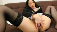 Ai Mizushima Receives Bored In The Office And Ends Up Fingering Herself