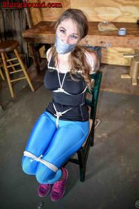 SBound – Terra Mizu.. Jogger Taken And Chairtied