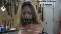 Constricted Restraint Bondage, Domination And Torment For Concupiscent Sexy Slavegirl Free HD 1080p