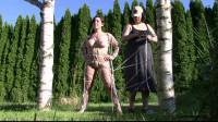 Toaxxx – Nadja Nice Outdoor Bondage & Water Torture