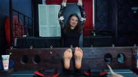 HD Power Exchange Sex Movies Masha Returns On Ticklish Test In Stocks