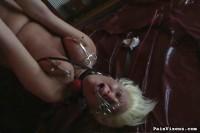 Strapped Fetish Blonde