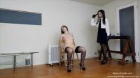 Miss Sultrybelle – The Secretary Miss Bella Bird & Circumcised Version