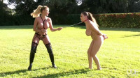 Tight Tying, Spanking And Domination For Undressed Hawt Gal HD 1080p