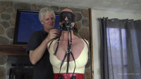 Pepper Sterling – Latex Struggles And Strict Leather Hogtie