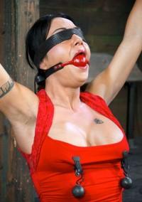 Lush Porn Star Mahina Zaltana Turned Into A Fire Hydrant , HD 720p