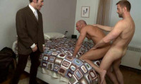Brutal Fuck With Amazing Men At Hotel