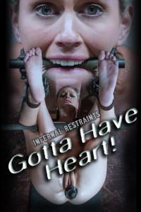 IRestraints – Sasha Heart – Gotta Have Heart