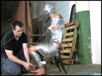Illustrious Rouge Spanked, Taped, Tongue Clamped – Part 2
