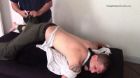 The Masked Stud Was Determined To Take The Juvenile Man's Anal Virginity