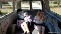 Sandra, Lisa, Caroline Pierce – Suprise Van Ride