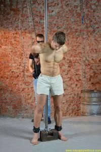 The Training Of Slave Zhenya. Final Part