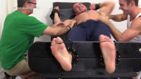Adam Bryant Tickle Tortured In The Tickle Chair