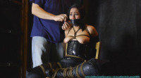 Sahrye The Cat Burglar Breaks Into The Wrong House 2 Part – BDSM, Humiliation, Torture HD 720p