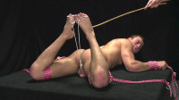 Muscle Boy's Penis Bound, Feet Caned Rex Vol. 5