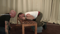 Marc – Sexy Physical Coach Restrained