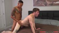 BrokeStraightBoys – Axel Green's Big Cock Inside Ryan Parks
