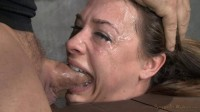 Chanel Preston Stuck In Stocks And Worked Over By 2 Cocks,