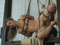Russian Young Slaves Like Rough Discipline