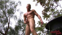Str8 Pt Callum Sts Out His Bulging Shorts And Punps Out  A  Big Load