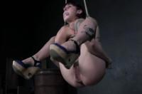 Rough Bondage & Humiliation For Ava D'Amore