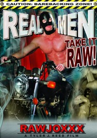 Raw Joxxx – Real Men Take It Raw